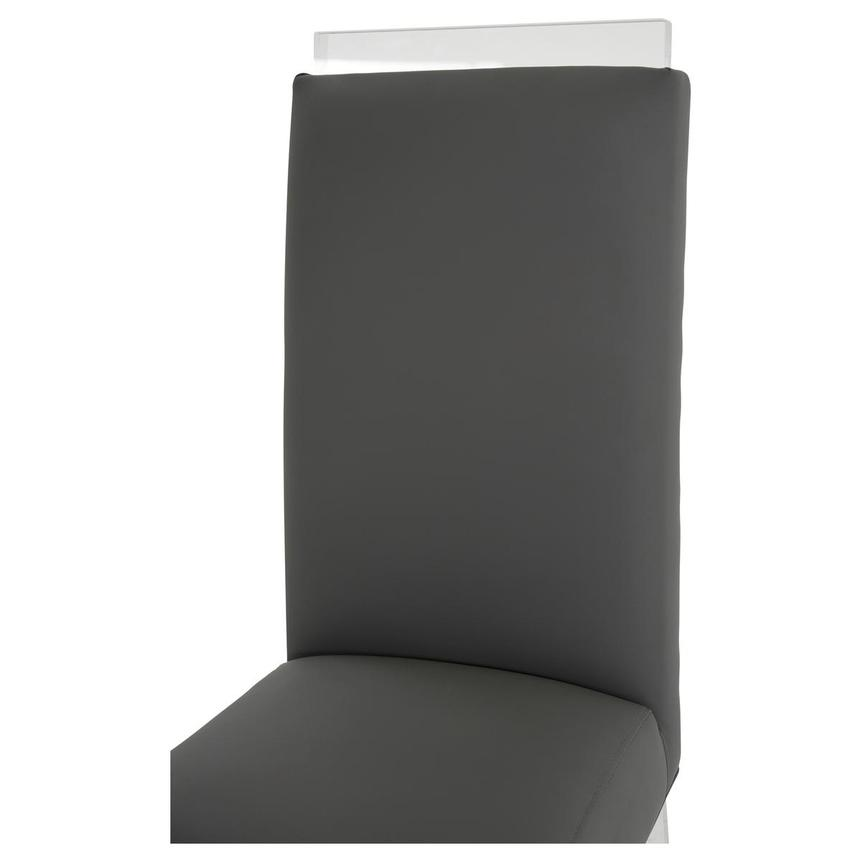 Jass Gray Side Chair  alternate image, 5 of 8 images.