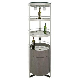 Eliza Gray Bar Cabinet