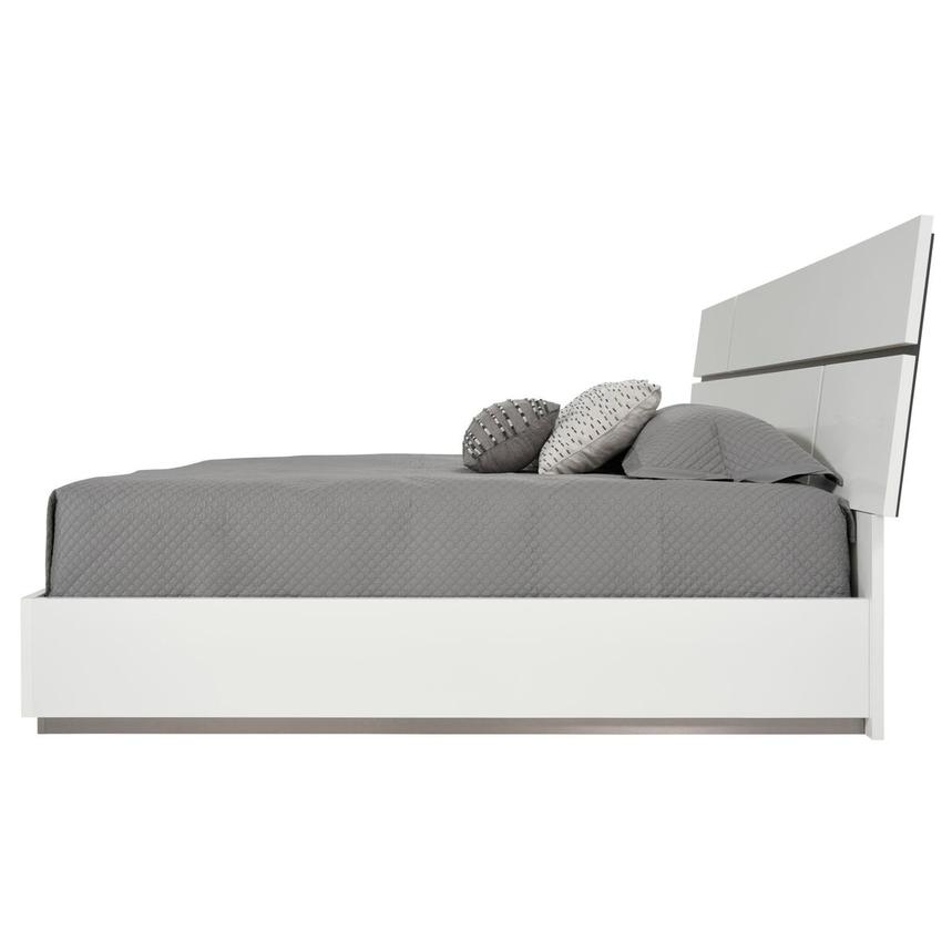 Siena King Platform Bed Made in Italy  alternate image, 5 of 7 images.