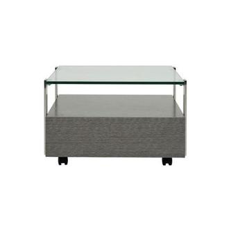 Kelsey Gray Coffee Table w/Casters