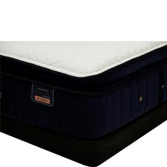 Hepburn-EPT Queen Mattress w/Low Foundation by Stearns & Foster