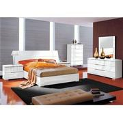 Asti King Platform Bed  alternate image, 3 of 7 images.