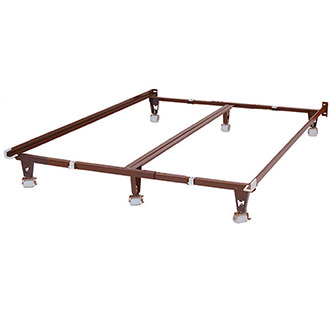 Deluxe Support King Bed Frame