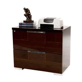 Pisa Lateral File Cabinet Made in Italy
