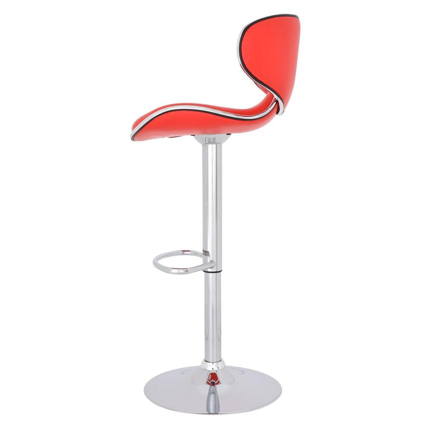 Clipper Red Adjustable Stool  alternate image, 5 of 7 images.