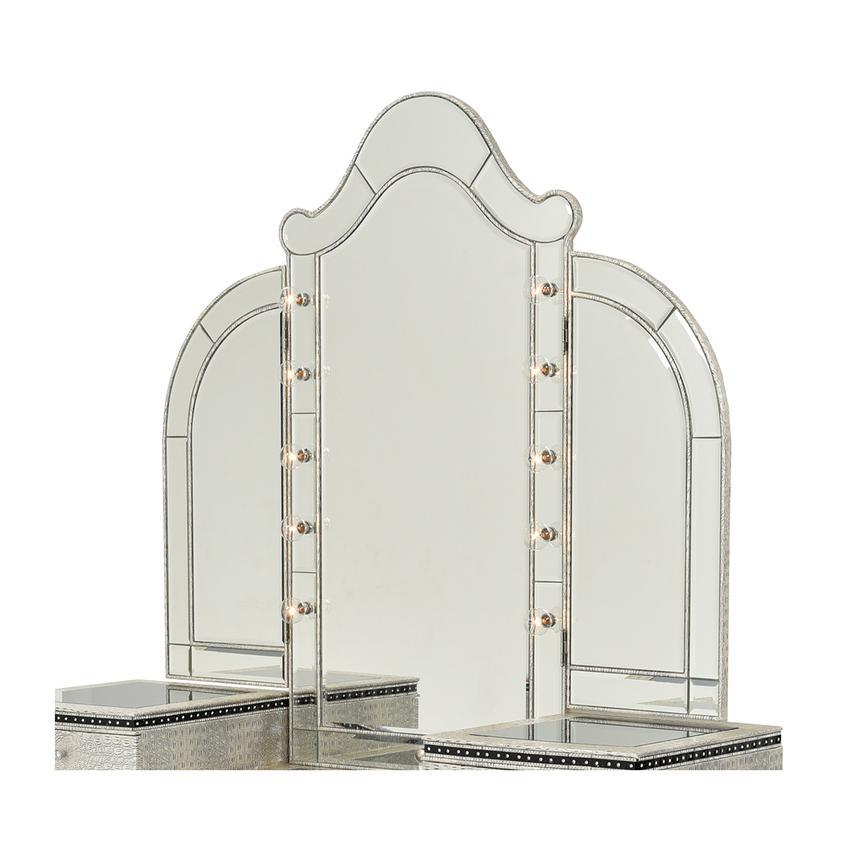 Hollywood Swank Pearl Vanity El Dorado Furniture