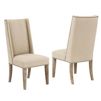 Hudson Cream Side Chair