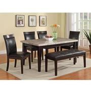 Arcadia 5-Piece Casual Dining Set  alternate image, 2 of 12 images.