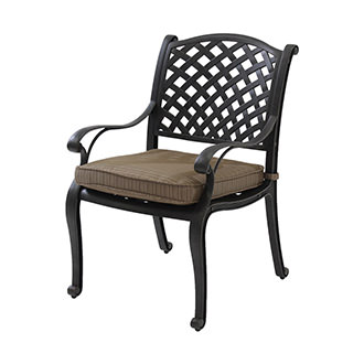 Castle Rock Brown Dining Chair