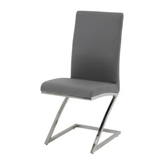 Jade Gray Side Chair