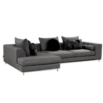 Henna Sofa W Left Chaise