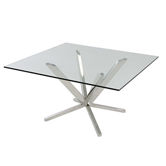 Ghettys I Square Dining Table