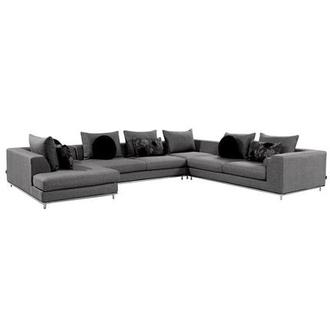 Henna Sectional Sofa w/Left Chaise