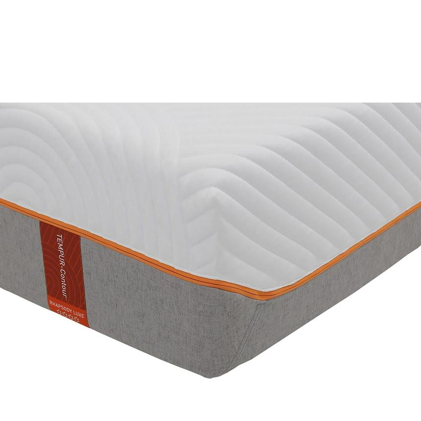 Contour Rhapsody Luxe Queen Memory Foam Mattress by Tempur-Pedic  main image, 1 of 4 images.