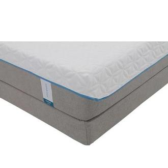 Cloud Supreme Memory Foam Twin Mattress Set w/Regular Foundation by Tempur-Pedic