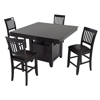 Jennings 5-Piece High Dining Set