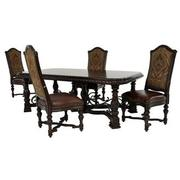 Opulent 5-Piece Dining Set  main image, 1 of 17 images.