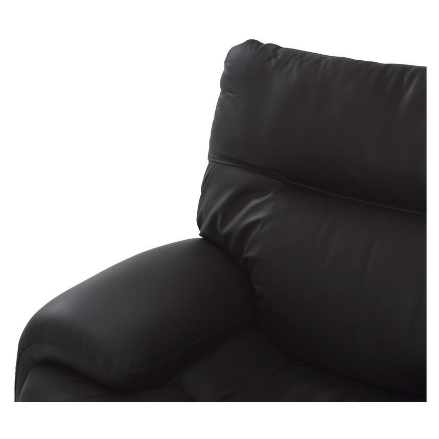 Fabulous Evian Gray Leather Power Reclining Sofa Inzonedesignstudio Interior Chair Design Inzonedesignstudiocom