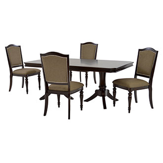 Seraphina 5-Piece Formal Dining Set
