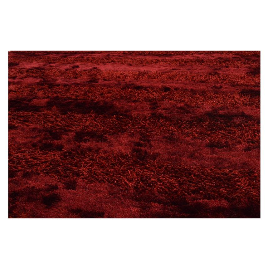 Fusion Red 5' x 8' Area Rug  alternate image, 4 of 5 images.