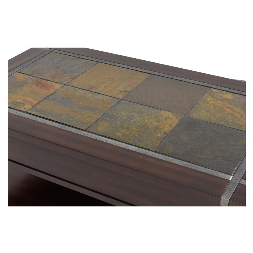 Roanoke Lift Top Coffee Table w/Casters  alternate image, 4 of 5 images.