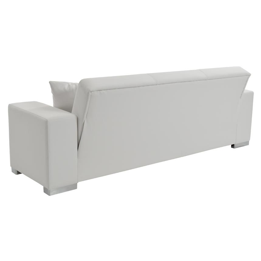 Kobe White Futon Sofa  alternate image, 5 of 8 images.