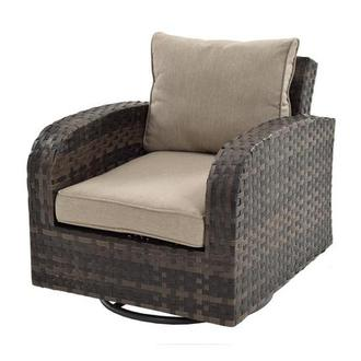 Marco Polo Swivel Accent Chair