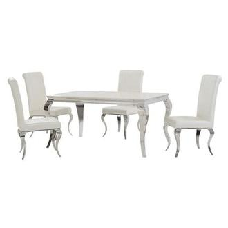 Lizbon 5-Piece Formal Dining Set