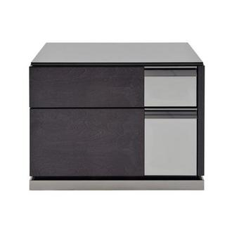 Heritage Left Nightstand