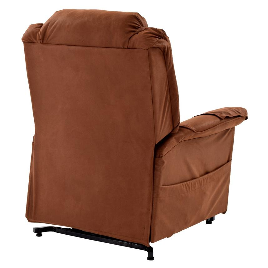 Soother Tan Power-Lift Recliner by Catnapper  alternate image, 5 of 8 images.