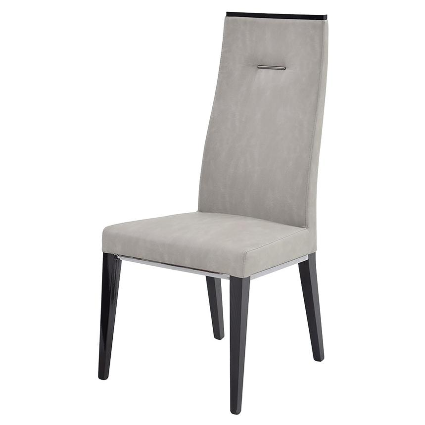 Heritage Gray Side Chair  main image, 1 of 11 images.