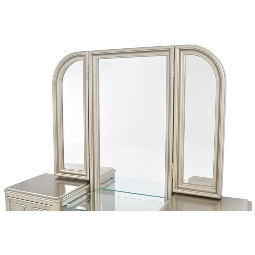 Dynasty Vanity W Bench El Dorado Furniture