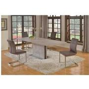 Kalinda Extendable Dining Table  alternate image, 2 of 7 images.