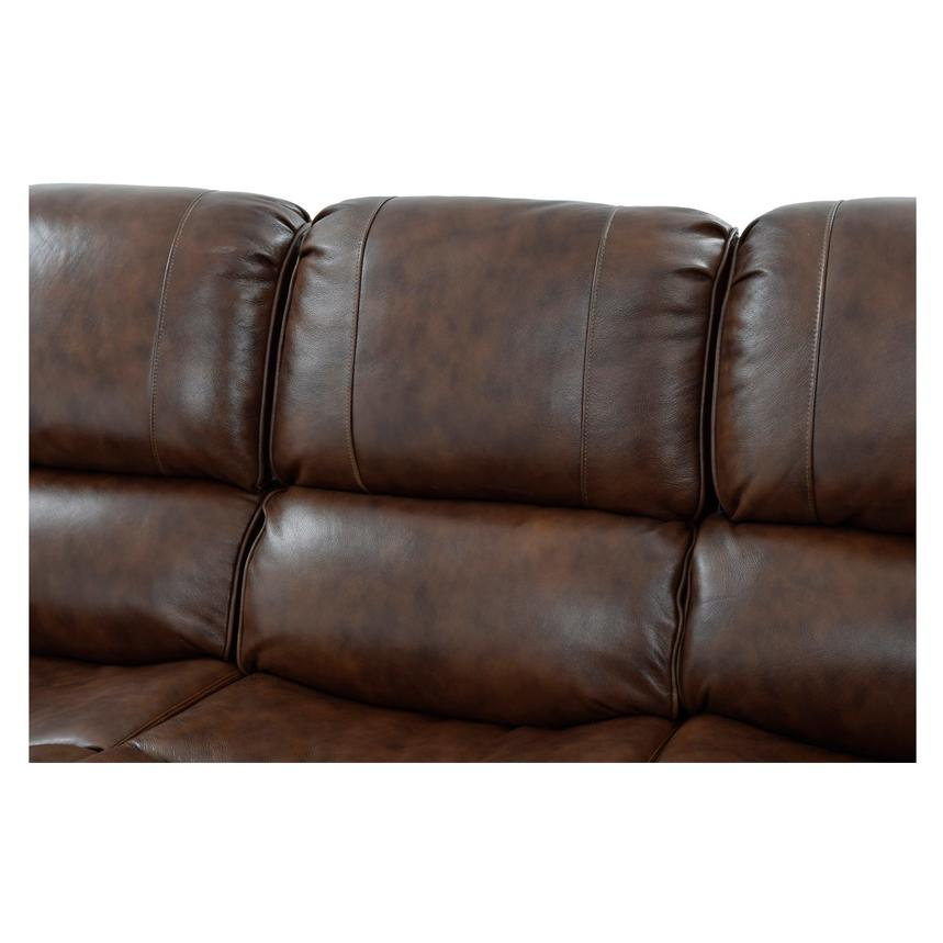 Durham Leather Power Reclining Sofa  alternate image, 5 of 10 images.