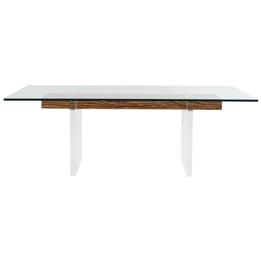 Miami Beach Natural Rectangular Dining Table  main image, 1 of 8 images.
