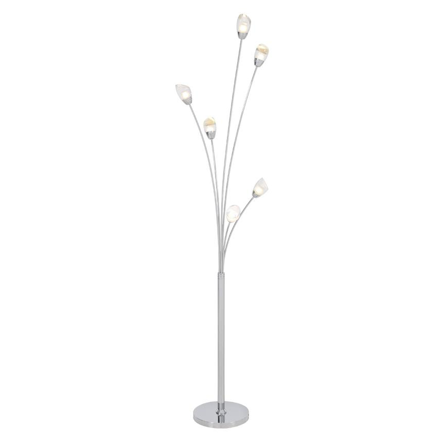 Flowers Floor Lamp  main image, 1 of 5 images.