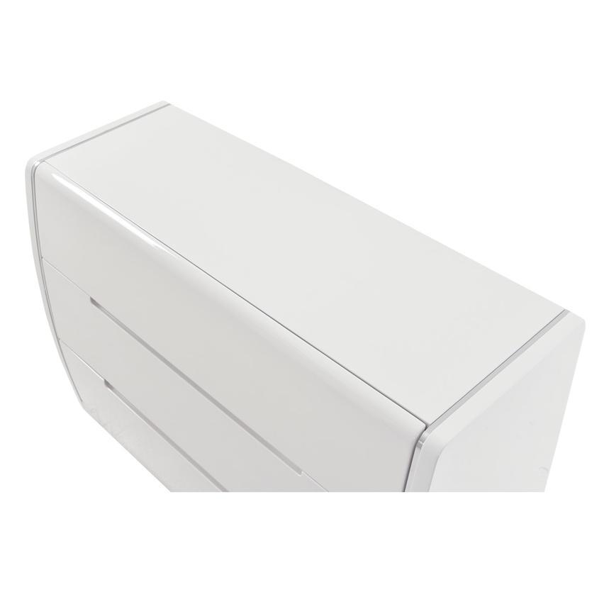 Benton White Dresser El Dorado Furniture