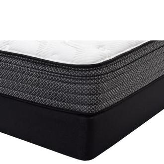 McClellan ET Twin Mattress w/Low Foundation