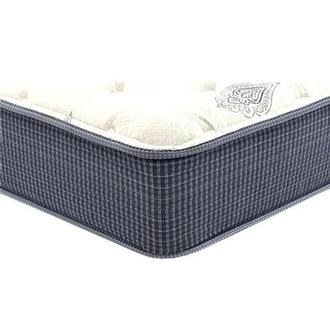Ocean Springs Queen Mattress by Simmons Beautyrest Silver
