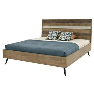 Key West King Platform Bed