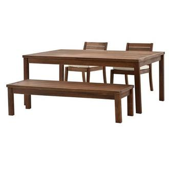 Jane 4-Piece Patio Set Made in Brazil