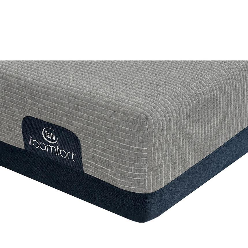 iComfort Blue Max 1000 Cushion Firm Queen Mattress by Serta  main image, 1 of 4 images.