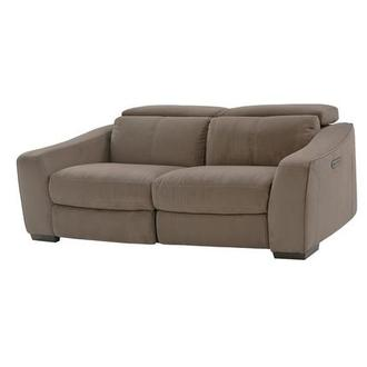 Jameson Brown Loveseat