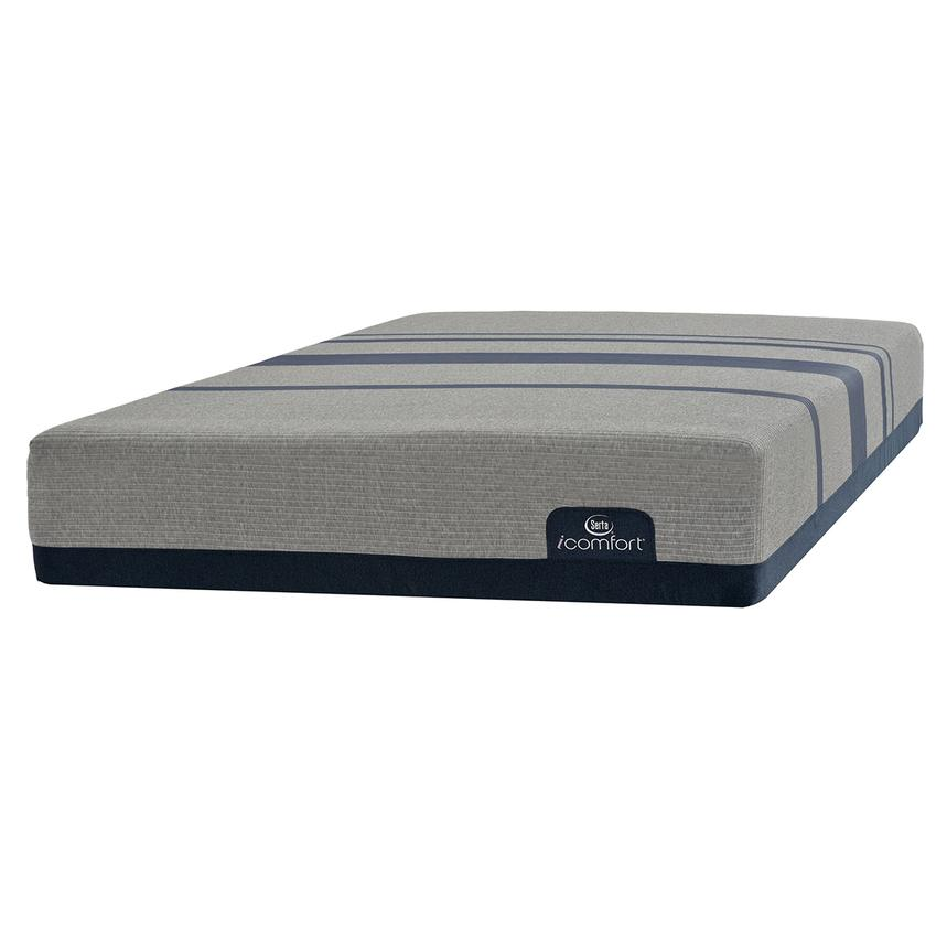 iComfort Blue Max 1000 Plush Full Mattress by Serta  main image, 1 of 3 images.