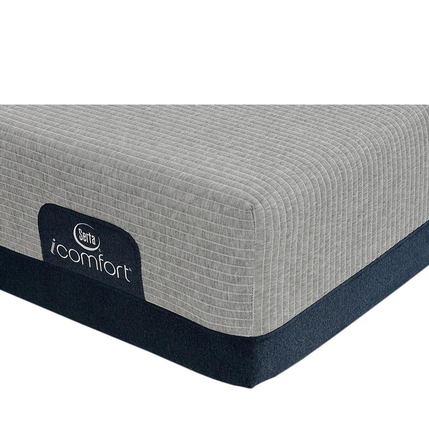 iComfort Blue Max 1000 Plush Full Mattress by Serta  main image, 1 of 4 images.