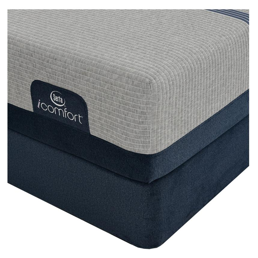Icomfort Blue Max 1000 Plush Twin Xl Mattress By Serta El Dorado