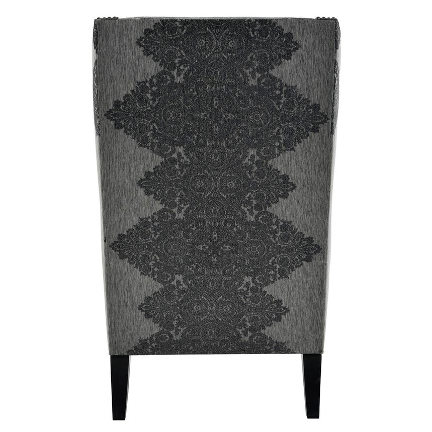 Sophia Black Accent Chair  alternate image, 5 of 7 images.