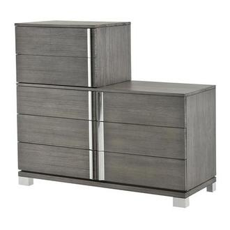 Venezia Gray Dresser Made in Brazil