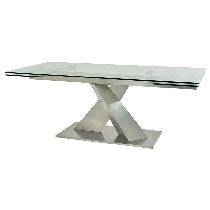 Knox Extendable Dining Table  main image, 1 of 7 images.