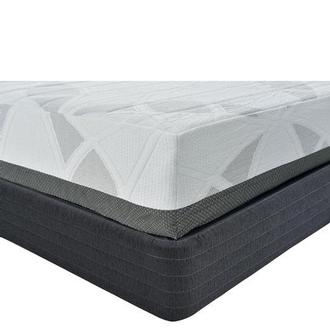 Etna King Memory Foam Mattress w/Regular Foundation by Carlo Perazzi